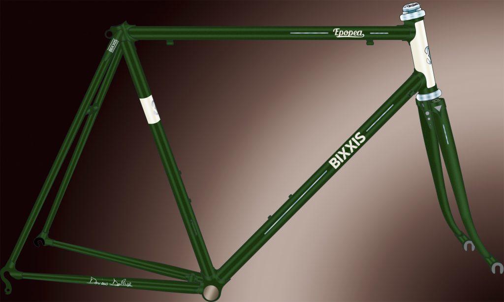 EP-10 verde bosco